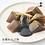 Thumbnail: 【和三盆+黒糖】京都銘店コラボセット