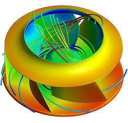 FEMTO Ciências Aplicadas - Soluções, otimização e inovação através de CFD (Dinâmica de Fluidos Computacional)