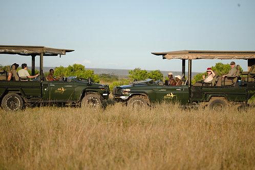 Safarisin Kenya