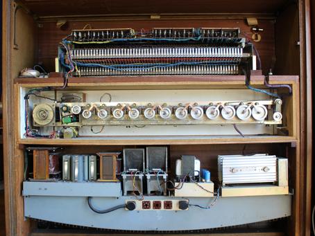 The Compton Organ Company - Compton Electrone 357 - Part Three of Three
