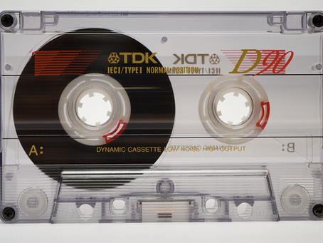 The Comeback of the Cassette – Part One of Two