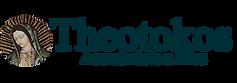 Logotipo y slogan de Distribuidora Theotokos