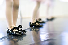 Girl Dancing Shoes