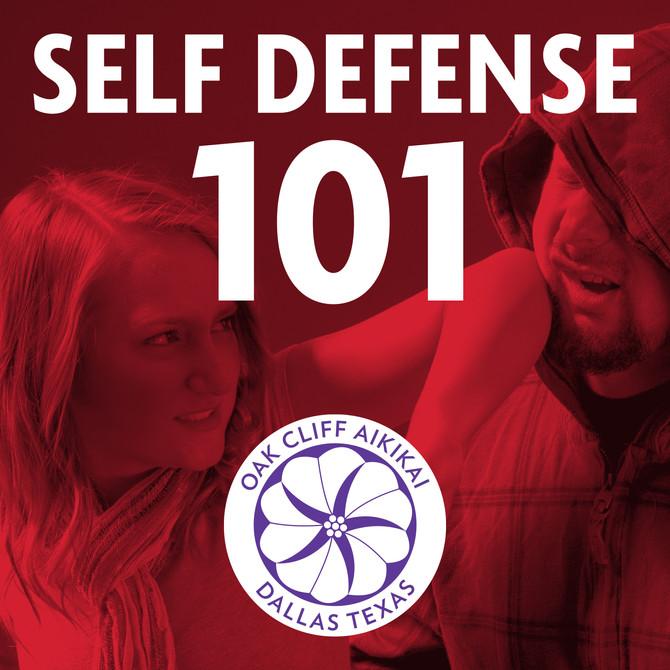 Self Defense Training Series