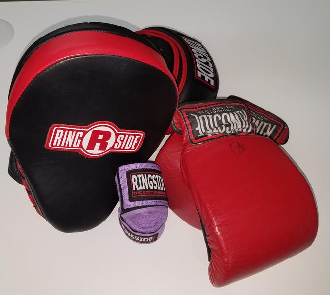 Thai Boxing Tonight, 7:30pm @ OCA.   Come check it out...