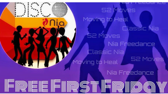NIA - 1st FREE Friday - June 1, 2018 @ 6:30pm.  Come Join Us...