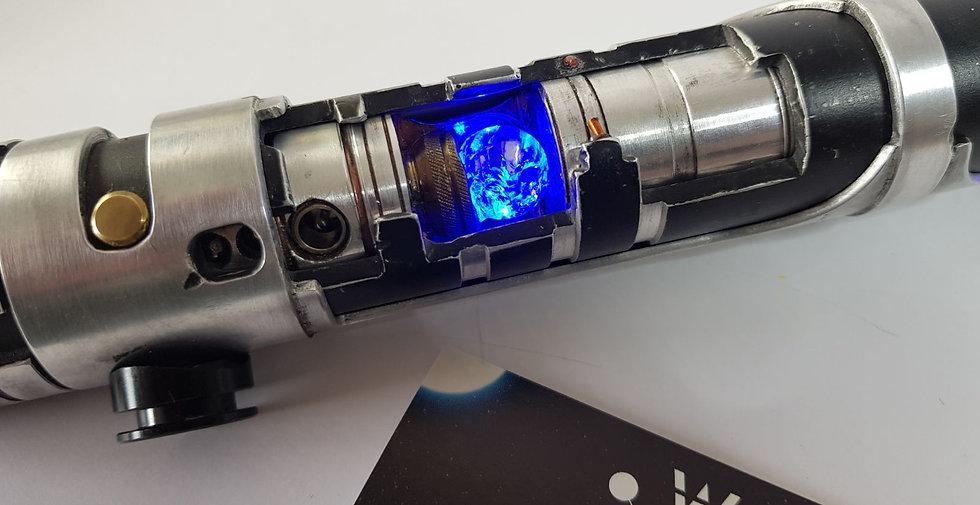 Drac Blau closeup
