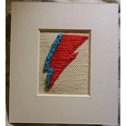Ziggy's flash embroidery
