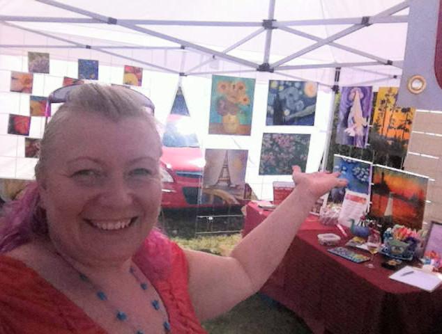 Arts Alive Community Event