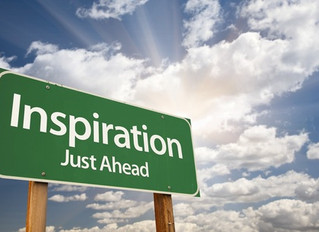 In need of some inspiration...