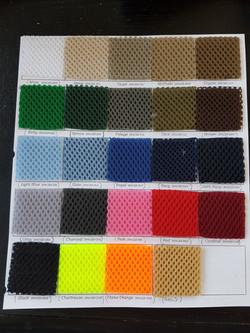colour card AIRKNIT