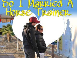 Being married to a trainer...