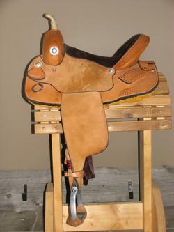 1Barrel saddle