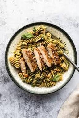 Pesto Chicken Fusili