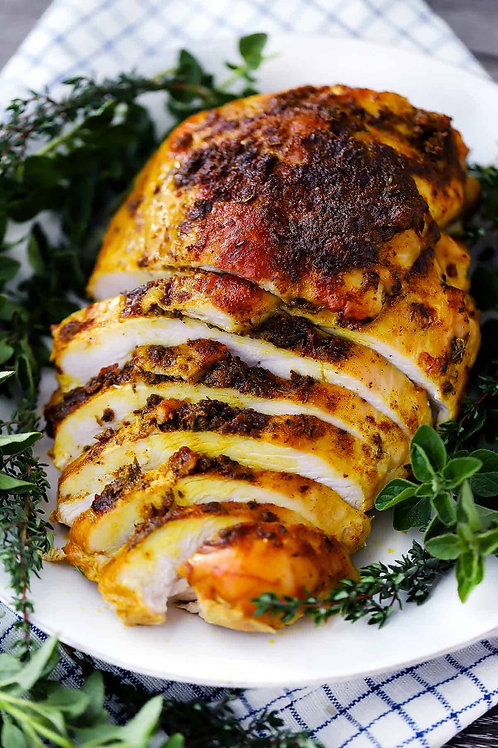 Turkey: Sliced Whole Butterball