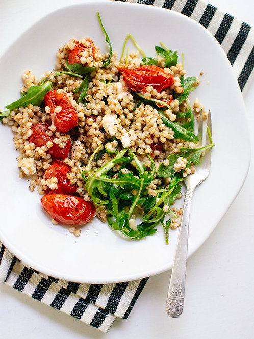 Quinoa & Roasted Tomato Salad