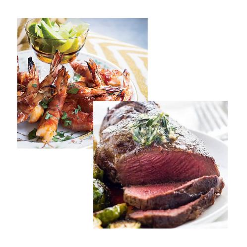 Shrimp / Filet Mignon