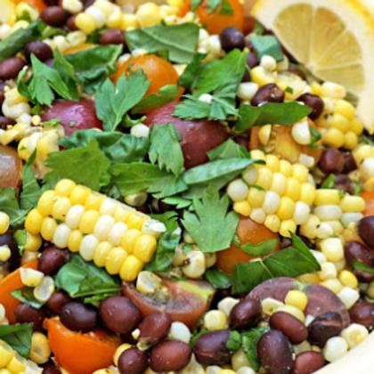 Corn, Tomato & Black Bean Salad