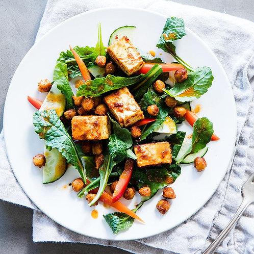 Tuscan Kale & Tofu Salad