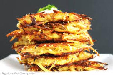 Gluten-Free Potato Latkes