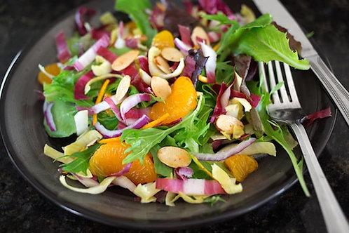 Endive & Mixed Greens Salad