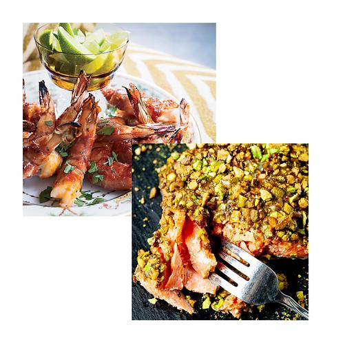 Shrimp / Salmon