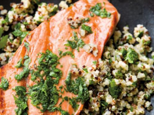 Salmon - Miso Glazed