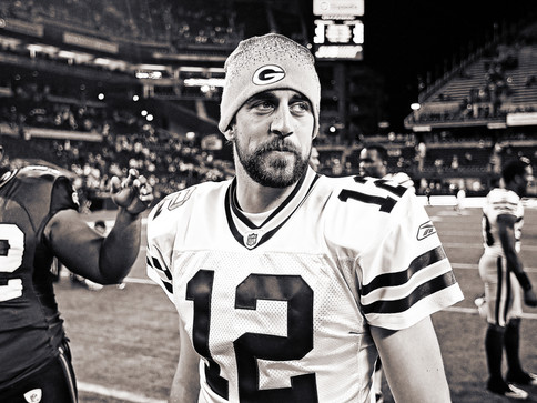 I'm Sorry Aaron Rodgers, an open letter to Green bay's Quarterback