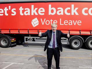 """""""Eigen kracht"""", de Brexit en de verkiezingen"""