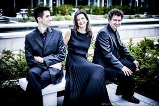 Kolonieconcert Trio Khaldei