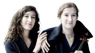 Maria en Nathalia Milstein