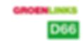 GroenLinks - D66 combi.png