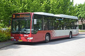 Openbaar Vervoer in Westerveld en Regio
