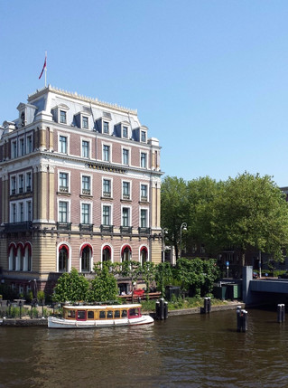 Amsterdam - Amstel Hotel > Vondel CS