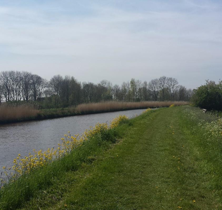 Hollandse IJssel bij Oudewater