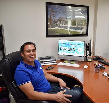 Mario - Desk.JPG