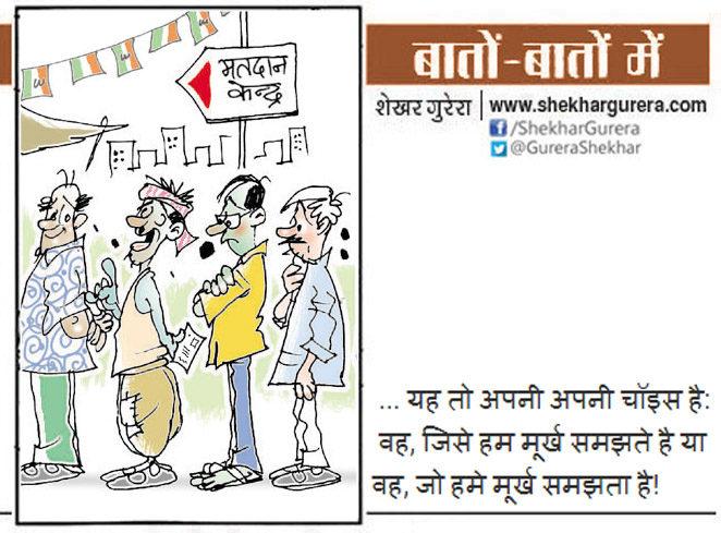 Daily Pocket Cartoons