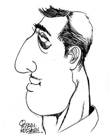 Irfan Hussain 1996