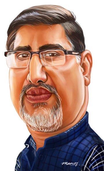 Manoj Sinha 2018