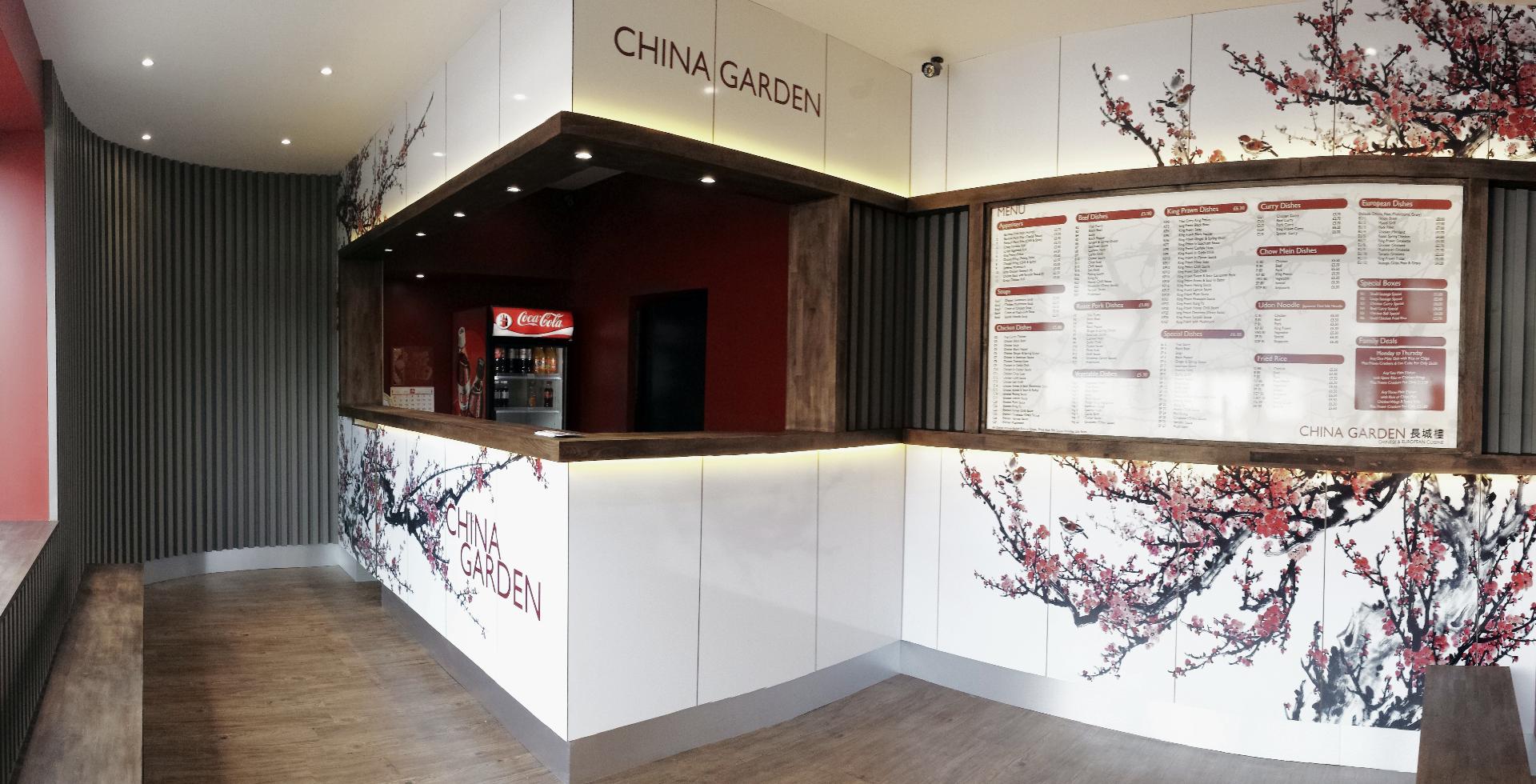 005 CHINA GARDEN