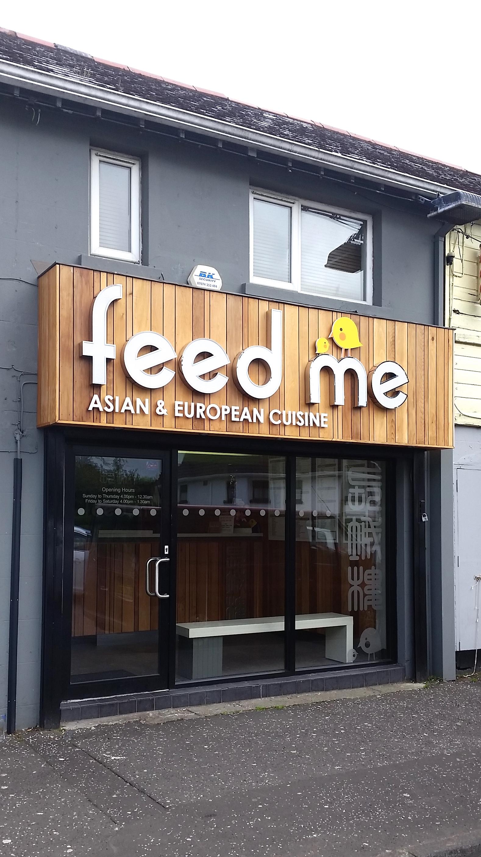 012 FEED ME