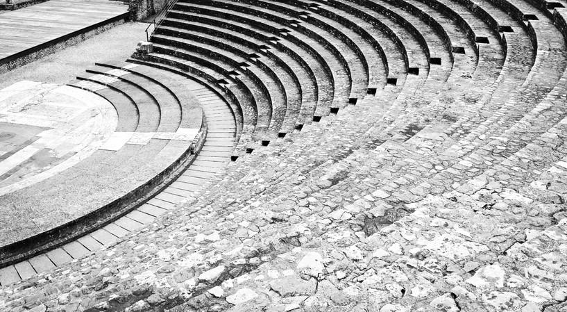 Amphitéatre romain