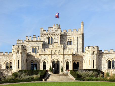 Un château so... British
