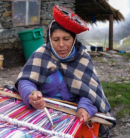 Andean Woolwork