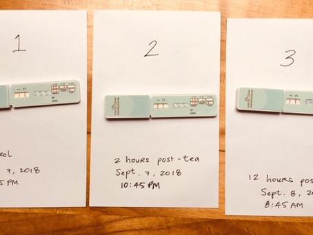 Testing Myself: A Study of 3 Sticks