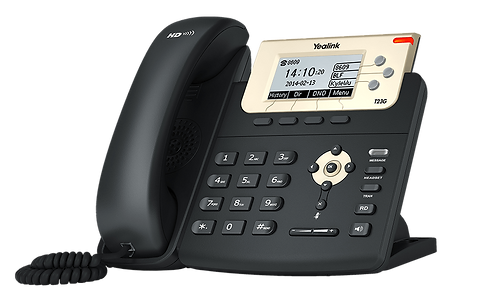 Yealink SIP­ T23G P­E2  IP Phone with  POE, backlight