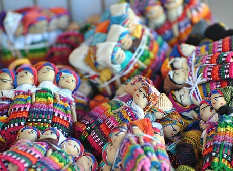 The Legend of the Guatemalan Worry Doll