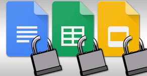 Google Docs Locking Users out of Files