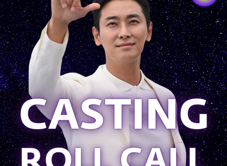 CASTING ROLL CALL!!