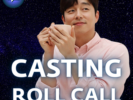 CASTING ROLL CALL!